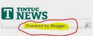 """Xóa bỏ """"Powered by Blogger"""" cho blogger cực đơn giản"""