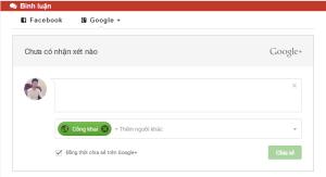 comment google+