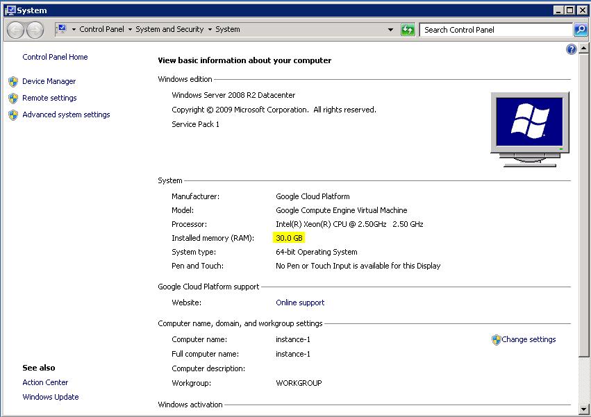 Đăng ký và cài VPS Google Cloud miễn phí 60 ngày