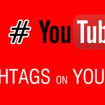 Sử dụng hashtag youtube để tìm kiếm và SEO video youtube