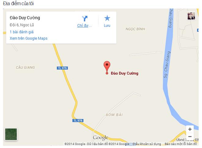 Thêm Google Maps Vào Website